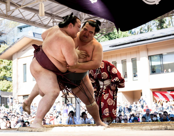 Yasukuni Shrine Ceremonial Sumo Tournament:ニュース(壁紙.com)
