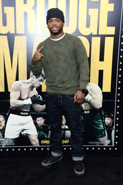 "Boxer Eddie Gomez「""Grudge Match"" Screening Benefiting the Tribeca Film Insititute - Inside Arrivals」:写真・画像(3)[壁紙.com]"