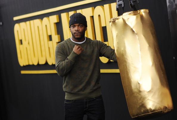 "Boxer Eddie Gomez「""Grudge Match"" Screening Benefiting the Tribeca Film Insititute - Inside Arrivals」:写真・画像(2)[壁紙.com]"