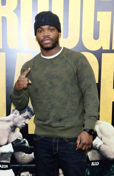 "Boxer Eddie Gomez「""Grudge Match"" Screening Benefiting the Tribeca Film Insititute - Inside Arrivals」:写真・画像(1)[壁紙.com]"