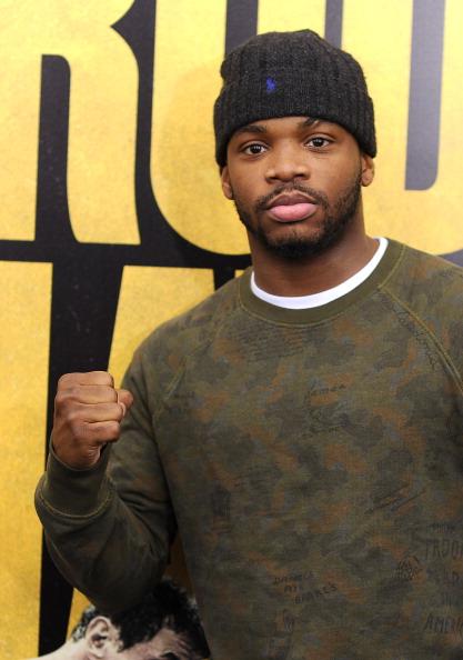 "Boxer Eddie Gomez「""Grudge Match"" Screening Benefiting the Tribeca Film Insititute - Inside Arrivals」:写真・画像(4)[壁紙.com]"