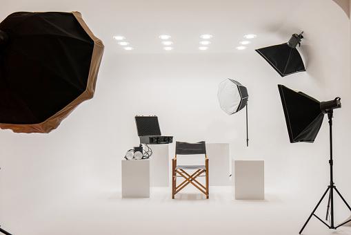 Stage Set「Professional photo studio」:スマホ壁紙(2)