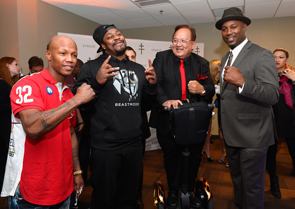 Zab Judah「D'USSE Lounge At Kovalev vs. Ward」:写真・画像(2)[壁紙.com]