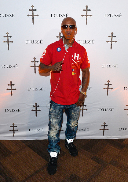 Zab Judah「D'USSE Lounge At Kovalev vs. Ward」:写真・画像(0)[壁紙.com]