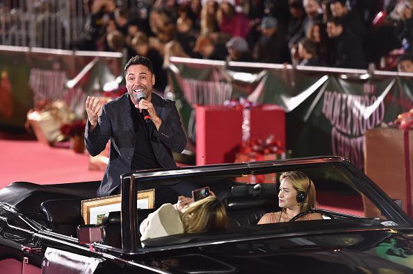 Oscar De La Hoya「2015 Hollywood Christmas Parade」:写真・画像(11)[壁紙.com]