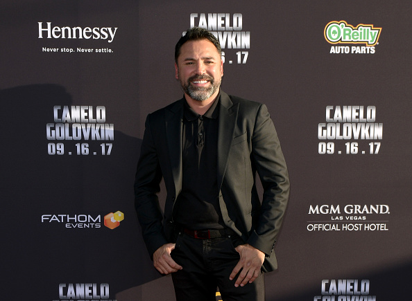 """Saul Alvarez「Hennessy Screening of """"I Am Boxing"""" and Canelo VS. GGG Wrap Party at The Avalon in Los Angeles」:写真・画像(9)[壁紙.com]"""