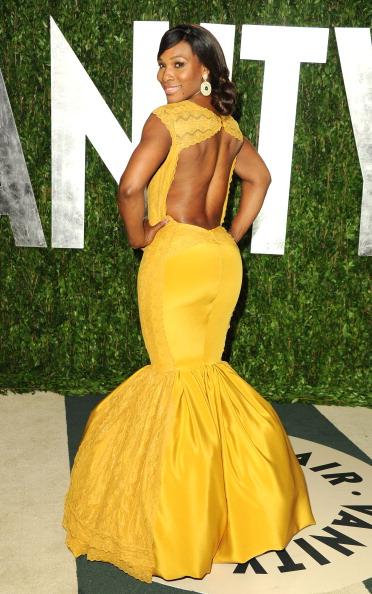 Yellow Dress「2012 Vanity Fair Oscar Party Hosted By Graydon Carter - Arrivals」:写真・画像(19)[壁紙.com]