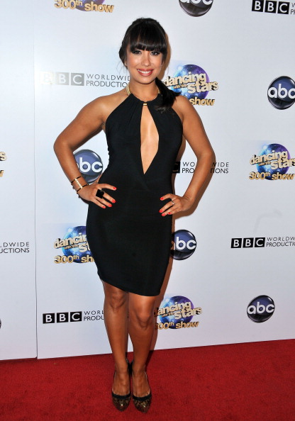 """Halter Top「ABC's """"Dancing With The Stars"""" 300th Episode Celebration」:写真・画像(7)[壁紙.com]"""