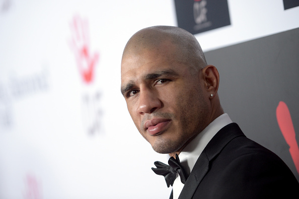 Miguel Cotto「Rihanna and The Clara Lionel Foundation Host 2nd Annual Diamond Ball - Red Carpet」:写真・画像(8)[壁紙.com]