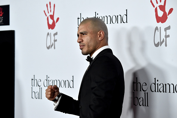 Miguel Cotto「Rihanna And The Clara Lionel Foundation Host 2nd Annual Diamond Ball - Arrivals」:写真・画像(11)[壁紙.com]