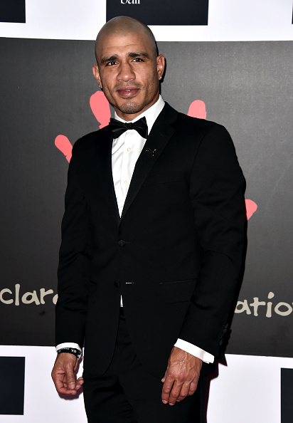 Miguel Cotto「Rihanna And The Clara Lionel Foundation Host 2nd Annual Diamond Ball - Arrivals」:写真・画像(13)[壁紙.com]
