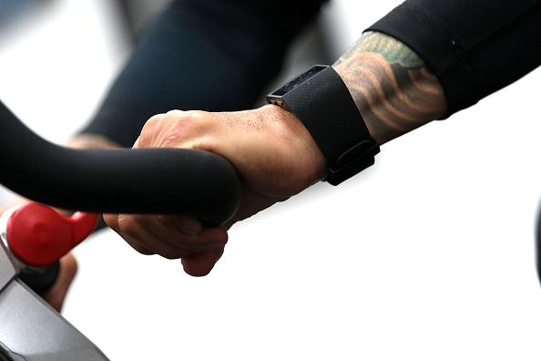 Saul Alvarez「Professional Boxer Miguel Cotto Trains With Fitbit Surge In Preparation For His Fight On Nov. 21 With Canelo Alvarez」:写真・画像(3)[壁紙.com]