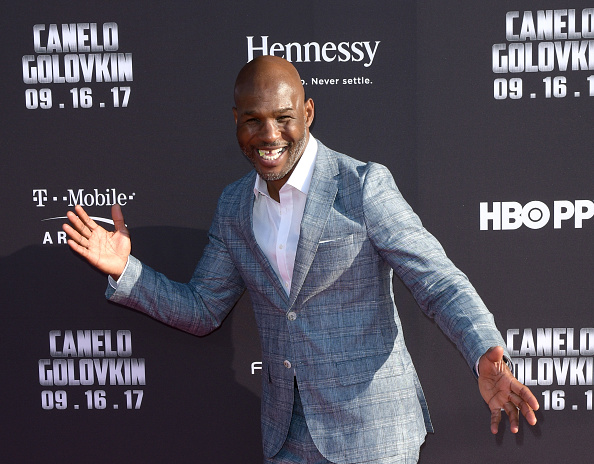 """Bernard Hopkins「Hennessy Screening of """"I Am Boxing"""" and Canelo VS. GGG Wrap Party at The Avalon in Los Angeles」:写真・画像(5)[壁紙.com]"""