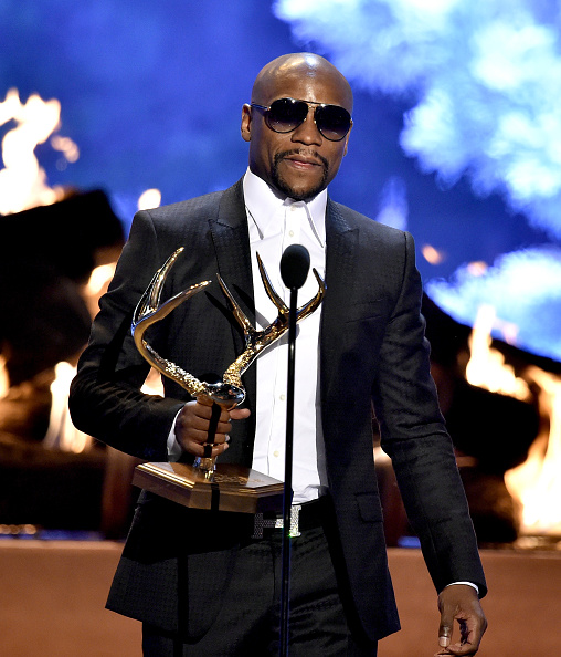 Floyd Mayweather Jr「Spike TV's Guys Choice 2015 - Show」:写真・画像(13)[壁紙.com]