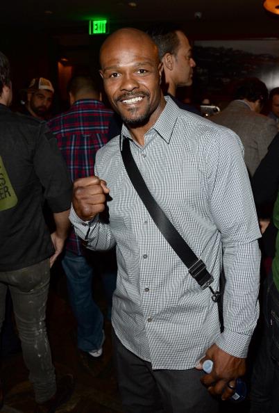 Boxer Terry Norris「NUVOtv's Knockout Premiere Party」:写真・画像(2)[壁紙.com]