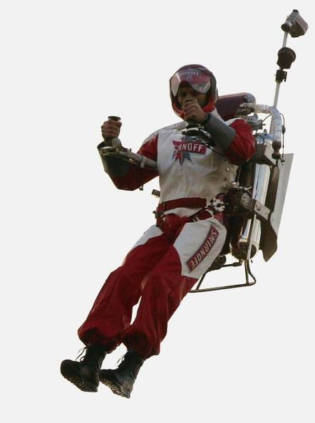 Bruno Vincent「Rocketman Attempts World Altitude Record」:写真・画像(16)[壁紙.com]