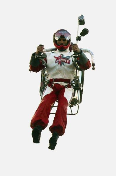 Bruno Vincent「Rocketman Attempts World Altitude Record」:写真・画像(17)[壁紙.com]