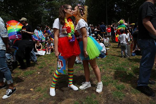 オーストラリア「YES March For Marriage Equality」:写真・画像(8)[壁紙.com]