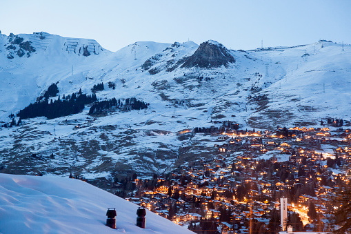 Ski Resort「verbier. switzerland」:スマホ壁紙(13)