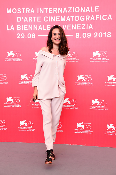 """Eamonn M「""""A Letter To A Friend In Gaza And Tramway In Jerusalem"""" Photocall - 75th Venice Film Festival」:写真・画像(19)[壁紙.com]"""