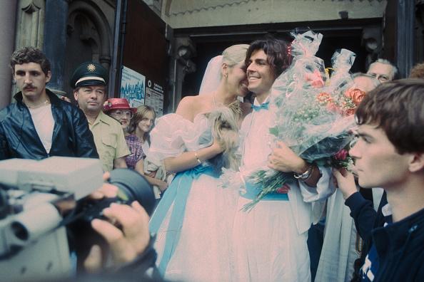 Galveston - Texas「Hochzeit von Thomas Anders und Nora Balling - 27.07.1985」:写真・画像(15)[壁紙.com]