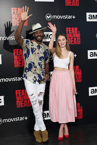 "Carlos Alvarez「""Fear the Walking Dead"" Photocall」:写真・画像(19)[壁紙.com]"