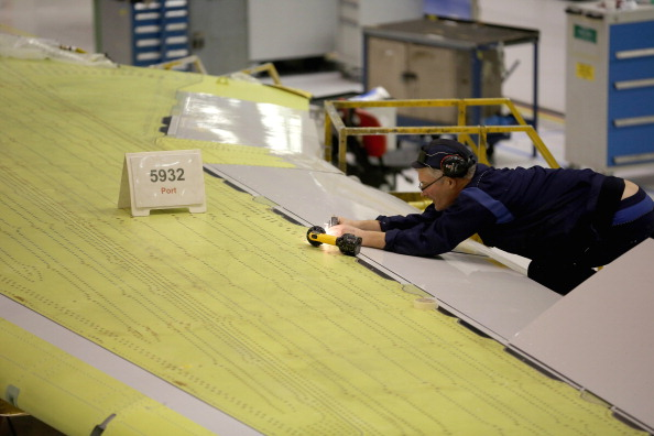 Construction Industry「Airbus Wing Production In Broughton」:写真・画像(2)[壁紙.com]