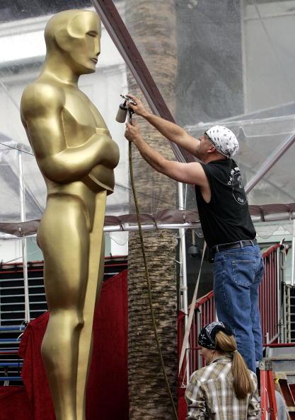 Paint「The Kodak Theatre Prepares For The Oscars」:写真・画像(18)[壁紙.com]