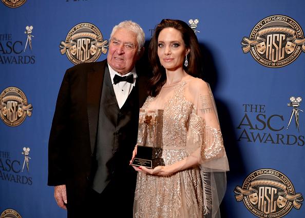 アンジェリーナ・ジョリー「32nd Annual American Society Of Cinematographers Awards」:写真・画像(10)[壁紙.com]