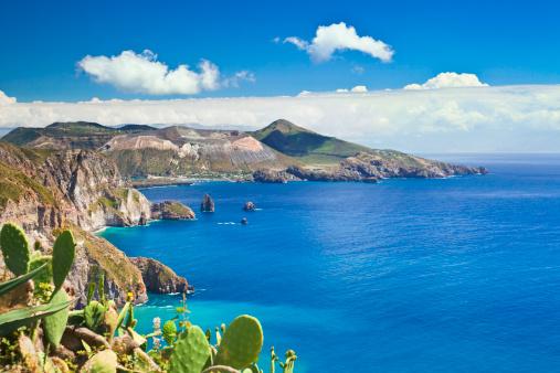 Sicily「Aeolian Islands」:スマホ壁紙(6)