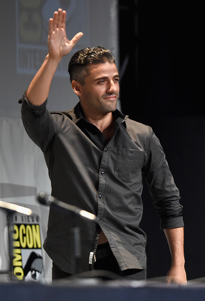 Star Wars Series「Star Wars: The Force Awakens Panel At San Diego Comic Con - Comic-Con International 2015」:写真・画像(8)[壁紙.com]