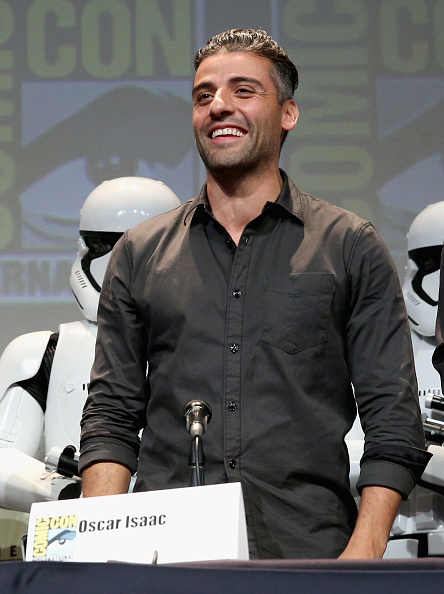 Star Wars Series「Star Wars: The Force Awakens Panel At San Diego Comic Con - Comic-Con International 2015」:写真・画像(13)[壁紙.com]