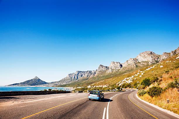 Driving along coast road past Twelve Apostles towards Cape Town:スマホ壁紙(壁紙.com)