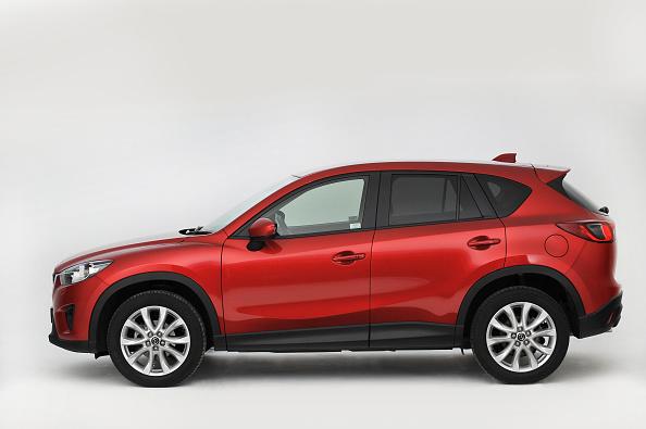 Side View「2013 Mazda CX-5」:写真・画像(6)[壁紙.com]