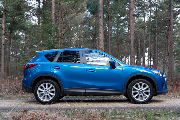 Side View「2013 Mazda CX-5」:写真・画像(17)[壁紙.com]