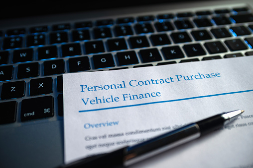 Car Dealership「PCP (Personal Contract Purchase) document.」:スマホ壁紙(0)