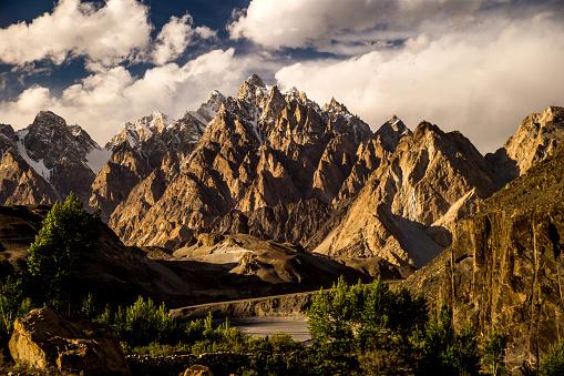 Himalayas「Karakorum range」:スマホ壁紙(1)