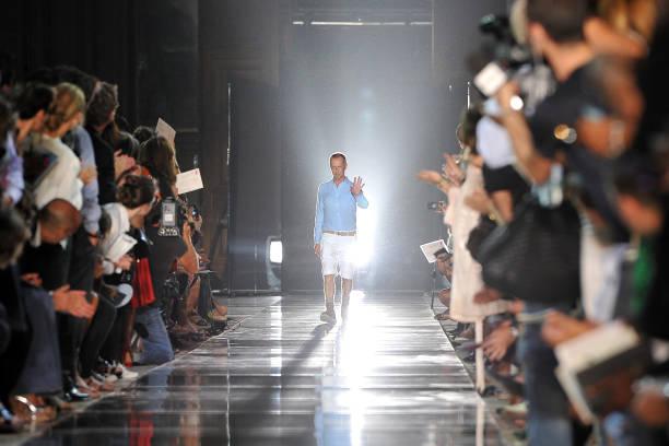 John Galliano: Runway - Paris Fashion Week Spring / Summer 2012:ニュース(壁紙.com)
