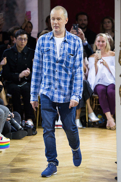 Spring Collection「John Galliano : Runway - Paris Fashion Week Womenswear Spring/Summer 2018」:写真・画像(6)[壁紙.com]