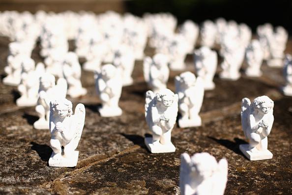 "Hiding「Australian Cemetery Features ""Hidden"" Annual Scultpure Exhibition」:写真・画像(5)[壁紙.com]"