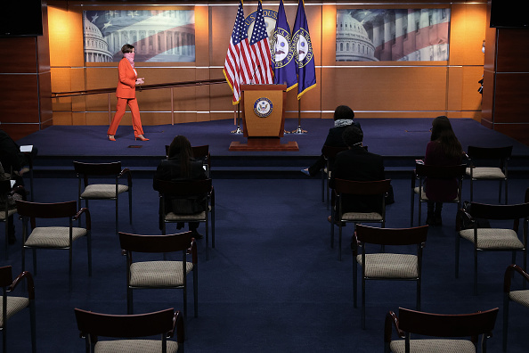 Responsibility「Speaker Pelosi Holds Weekly Press Conference At Capitol Building」:写真・画像(13)[壁紙.com]