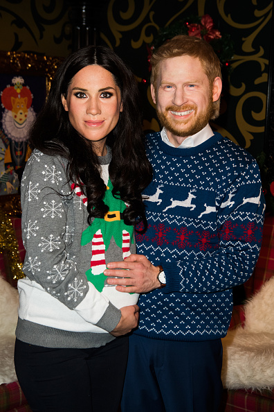 Madame Tussauds「Madame Tussauds Presents Live-Figures Of The Duke & Duchess Of Sussex In Berlin」:写真・画像(0)[壁紙.com]