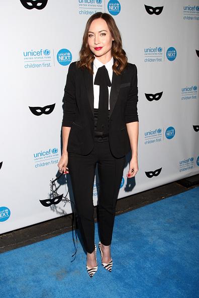 UNICEF「UNICEF Next Generation Presents Its Third Annual UNICEF Black & White Masquerade Ball」:写真・画像(12)[壁紙.com]