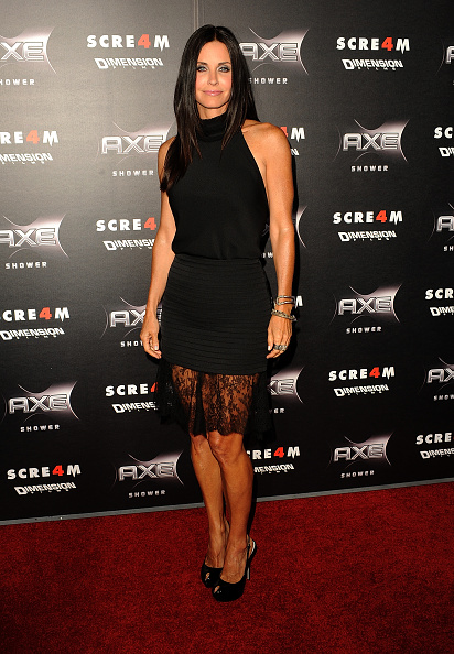 "Peep Toe「Premiere Of The Weinstein Company's ""Scream 4"" Presented By AXE Shower - Arrivals」:写真・画像(19)[壁紙.com]"