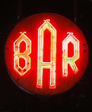 Nightclub「Vintage Bar Sign」:スマホ壁紙(7)