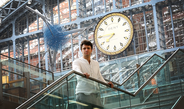 Art Product「Conrad Shawcross Unveils His 2017 Artwork For Terrace Wires Commission At St Pancras International」:写真・画像(9)[壁紙.com]