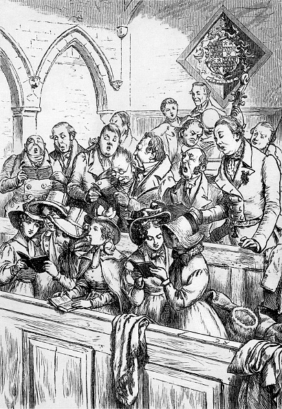 Congregation「Old Christmas by Washington Irving」:写真・画像(17)[壁紙.com]