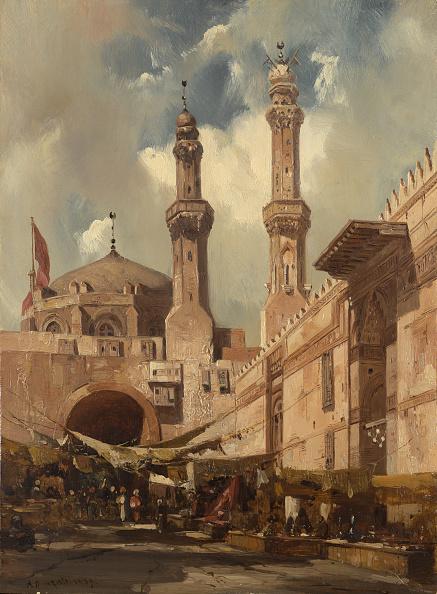Metropolitan Museum Of Art - New York City「A Cairo Bazaar」:写真・画像(6)[壁紙.com]