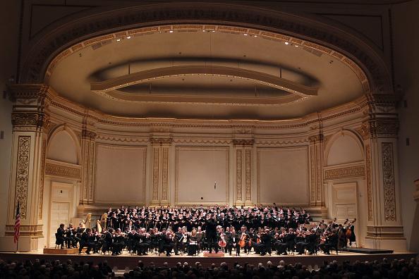 Carnegie Hall「A German Requiem」:写真・画像(5)[壁紙.com]
