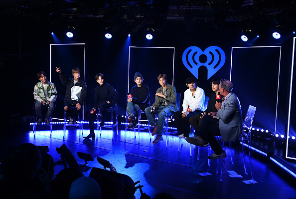 J-Hope「iHeartRadio Live With BTS At iHeartRadio Theater New York」:写真・画像(6)[壁紙.com]